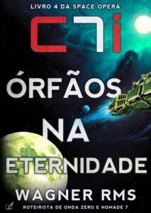 Capa de Livro: Ato de Fé 4 - Órfãos na Eternidade