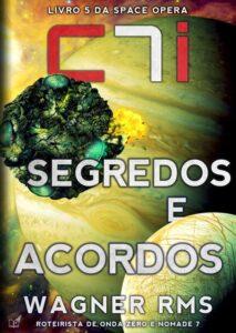 Capa de Livro: Ato de Fé 5 - Segredos e Acordos