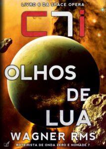 Capa de Livro: Ato de Fé 6 - Olhos de Lua