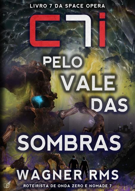 Capa de Livro: Ato de Fé 7 - Pelo Vale das Sombras