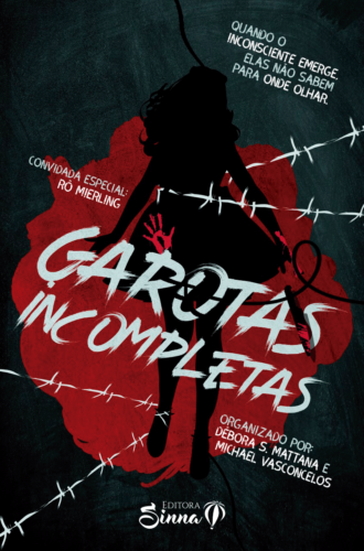 Capa de Livro: Garotas Incompletas