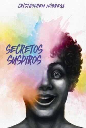 Capa de Livro: Secretos Suspiros