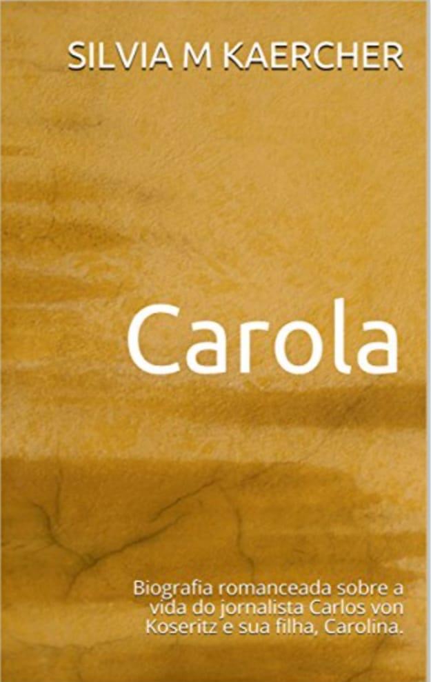 Capa de Livro: Carola